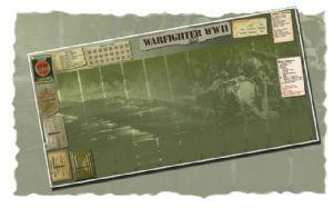 Warfighter WWII Pacific Neoprene Mat